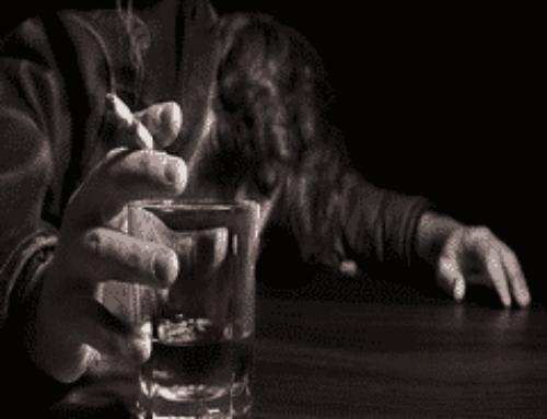 La espiral sin límite del alcohol