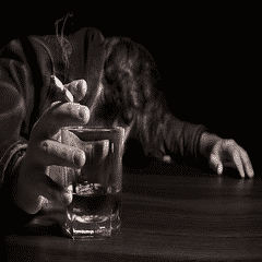adicción alcohol