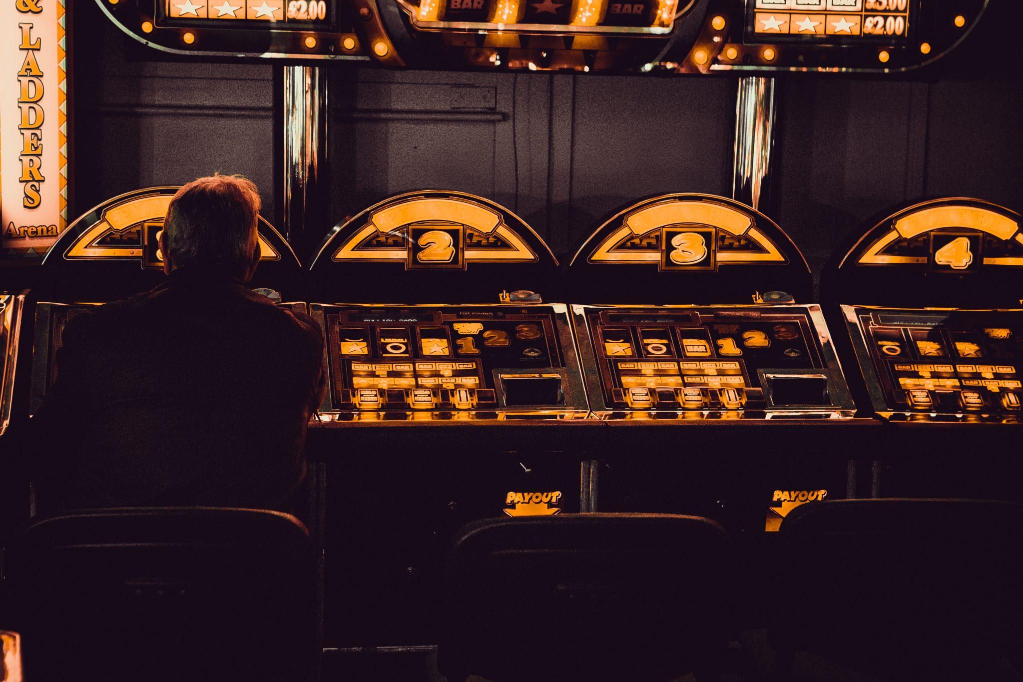 adicción al juego o ludopatía