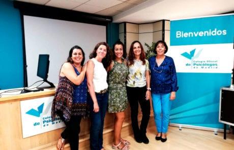 Orbium Curso Colegio Oficial Psicólogos de Madrid