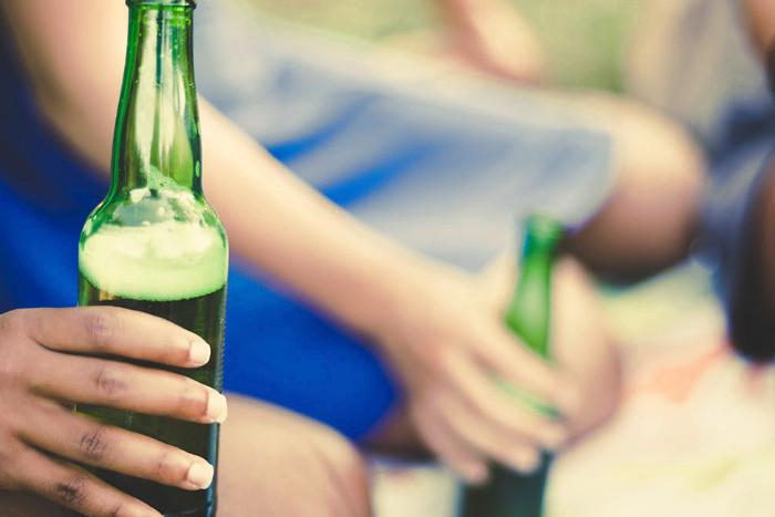 Consumo de sustancias entre los jóvenes