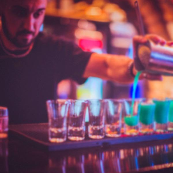 Alcohólico social
